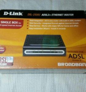 Маршрутизатор ADSL2+ (Annex B)