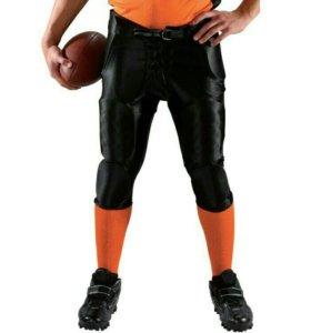 Новые спортивные штаны с защитой для регби