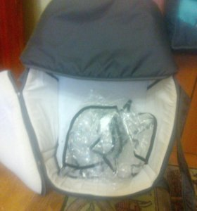 Переноска сумка+дождевик.