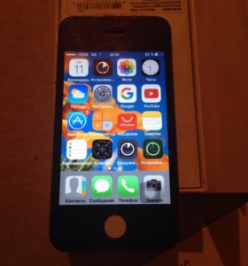 iPhone 4, 16 g