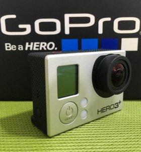 Экшенкамера GoPro Hero 3+ Black Edition