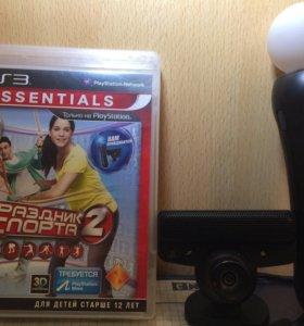 Камера и контроллер для ps3