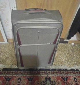 Чемодан - сумка