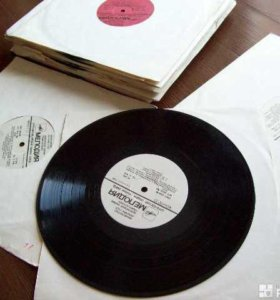 Грампластинки. Фонохрестоматия для уроков музыки.