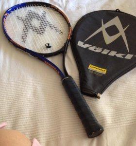 Теннисная ракетка , подростковая