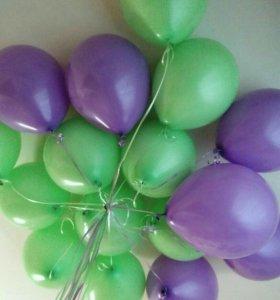 Воздушные шары с обработкой