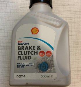 Тормозная жидкость Shell Easy Care