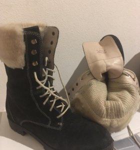 ботинки Cole Haan
