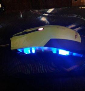 Мышка mazer e-blue