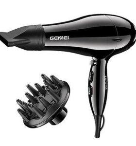 Gemei Professional фен для сушки 1800-2200 watt