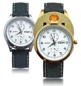 Наручные часы зажигалка zippo