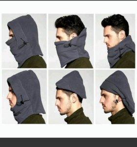 Утеплённая маска для лица