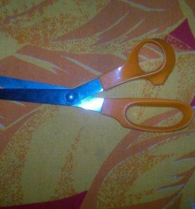 Ножницы Fiskars для шитья!
