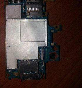 Плата sony xperia Z1 C6903