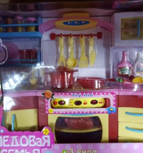 "Набор для кукол ""Кухня"""
