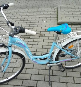 Велосипед Arkus & Romet Group