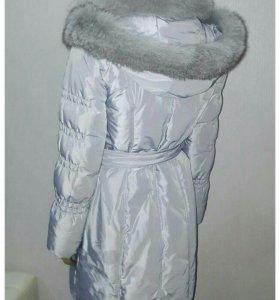 Пальто Пуховое Snowimage Зима
