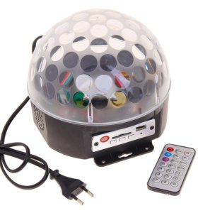Диско-Шар Led Magic Ball