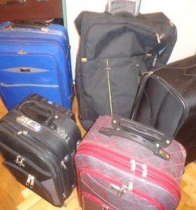 чемоданы 5 видов