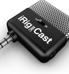 I rig cast mic