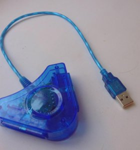 Переходник для Геймпада PS2-USB
