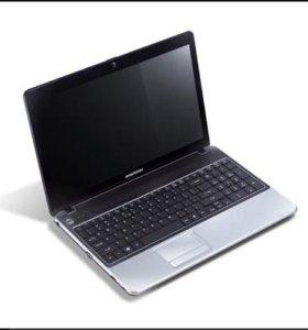 Ноутбук eMachines E440+кейс.
