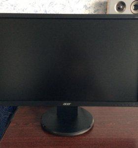 LED монитор Acer V223HQLCbd