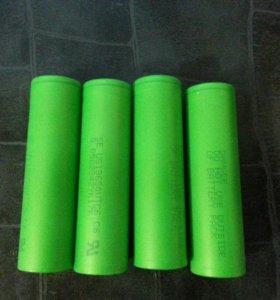 Аккумуляторы Sony VTC6 18650 высокотоковые