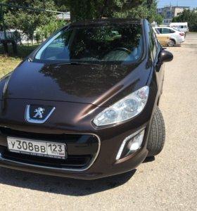 Продам Peugeot 308 2011г рестайл