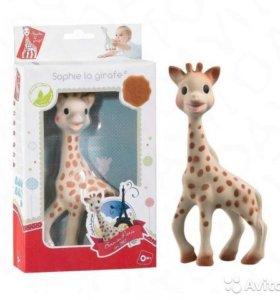 Игрушка Жираф Софи