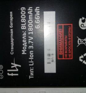 Батарейка от Fly (Bl 8009)