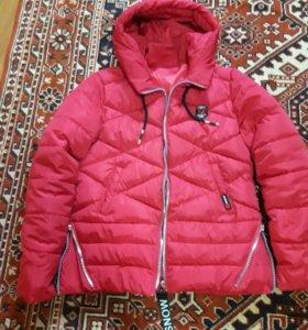 Куртка зимняя, можно и осень