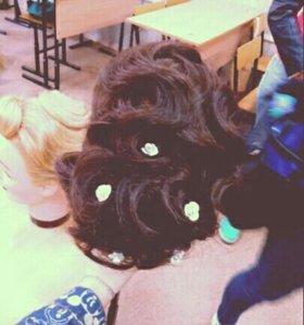Причёски и косички