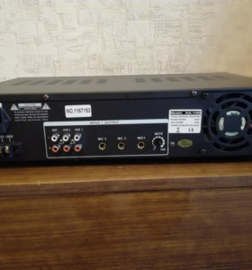 Roxton mixer amplifier aa-120