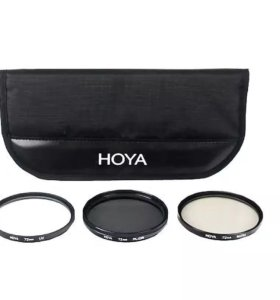 Светофильтры. Hoya Digital Filter Kit 58 mm