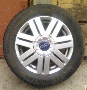 Продам литые диски Ford R15