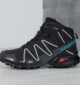 Зимние мужские кроссовки Salomon
