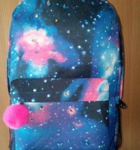 Рюкзак - портфель, модный
