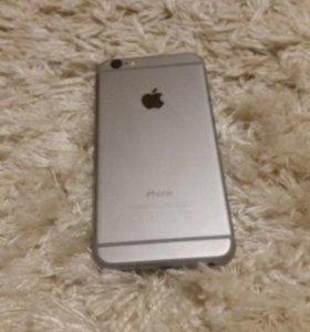 Айфон 6 space grey 16 gb
