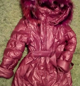 Куртка зимняя р.122-128