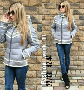Куртка-Зима-Евро.Новая!