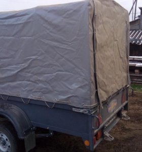 Легковой прицеп САЗ-82993-01