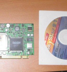 SkyStar 2 TechniSat PCI - DVB-S карта