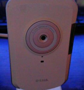 Dcs 930l IP камера