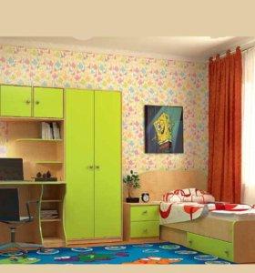 Детский набор мебели Vitamin наличии в Нерюнгри