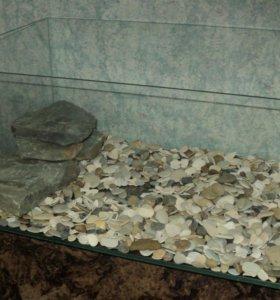 Аквариум для черепашек 40л