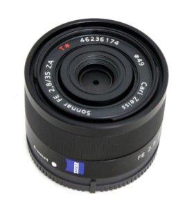 Sony 35mm f/2.8 FE SEL35F28Z
