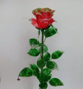 розы бокаловидные из рубки