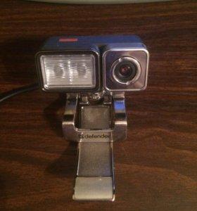 Web camera defender G-lens 2554hd