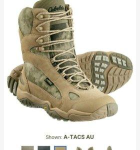 Новые ботинки с лучшей мембраной - гортекс.